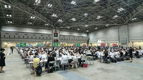 【緊急募集】10月22日開催JNEC3級の本番モデルを募集しています♪(協力費用支給致します)